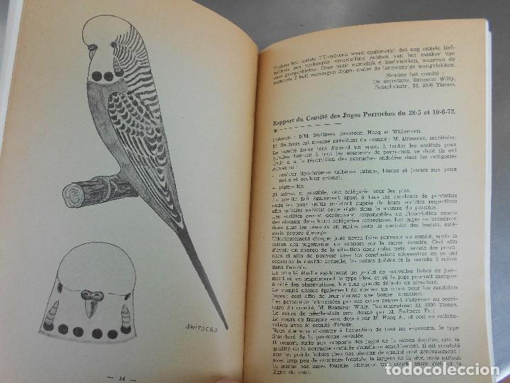 Libros: 5 libros,le monde oiseux,numeros,1,5,7,8 y 12,año 1973,aleman - Foto 6 - 107919387