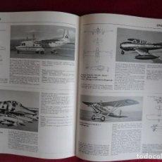 Libros: DAS GROBE FLUGZEUGTYPENBUCH - LIBRO DE AERONAUTICA Y AVIONES DE TODO EL MUNDO - ALEMANIA 1977. Lote 125089879