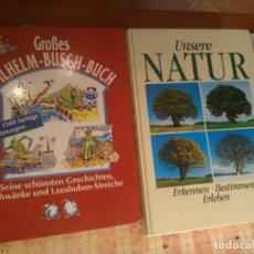 Libros: DOS LIBROS EN ALEMÁN. Lote 135102306