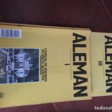 Libros: COLECCION ALEMAN PLANETA AGOSTINI. Lote 139597001