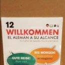 Libros: VAUGHAN / WILLKOMMEN - EL ALEMÁN A SU ALCANCE / VOL. 12 + CD / PRECINTADO.. Lote 141467866