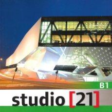 Libros: STUDIO (21) ALEMÁN B1. ATENCION: CON REGALO MINI-DICCIONARIO!!!. Lote 141903446