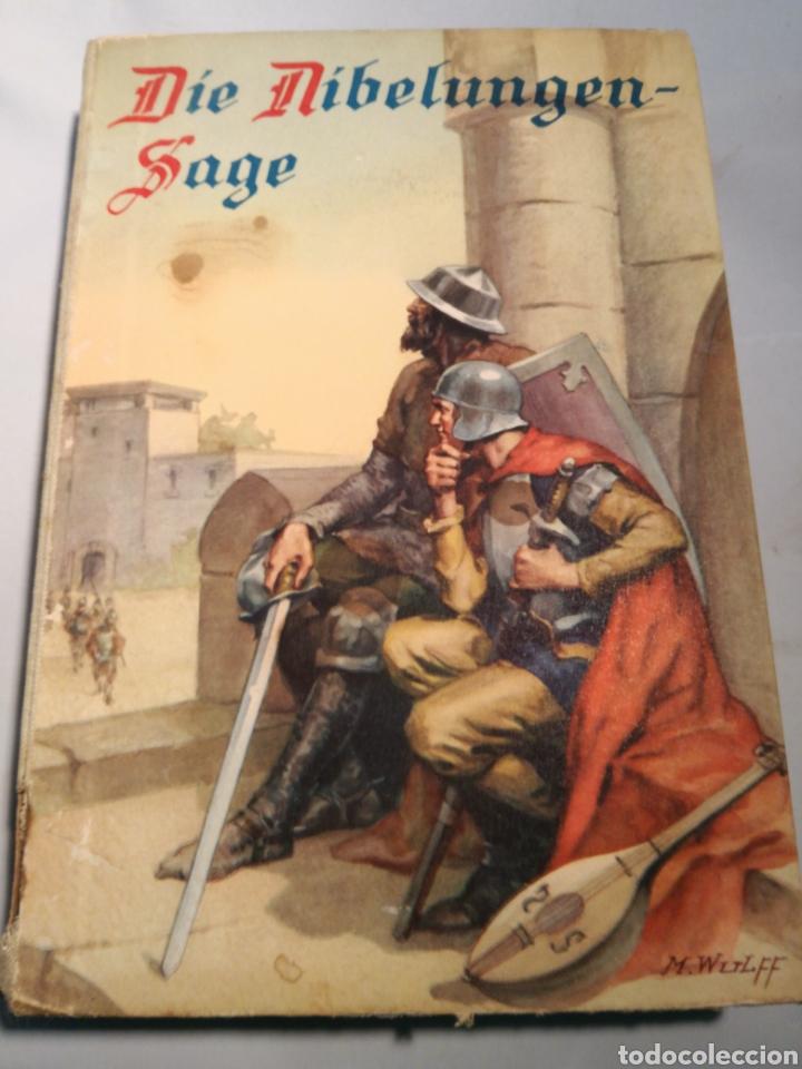 DIE NIBELUNGEN-SAGE (Libros Nuevos - Idiomas - Alemán )