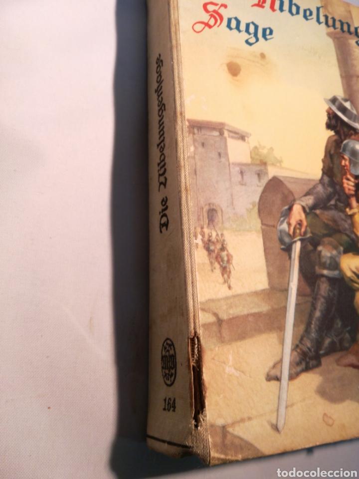 Libros: Die Nibelungen-sage - Foto 2 - 142810737