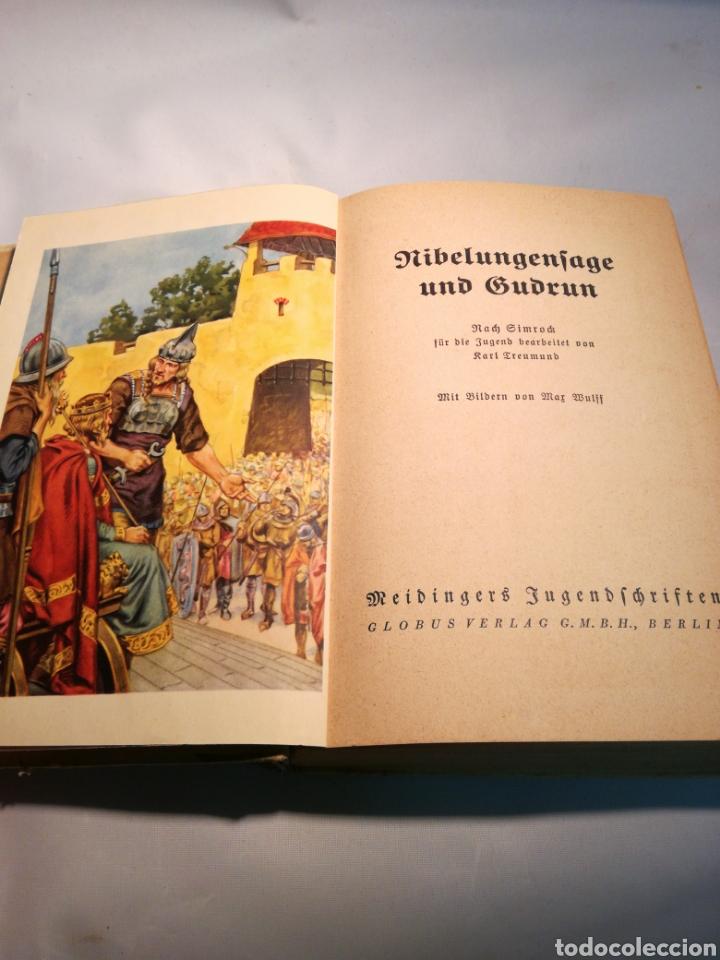 Libros: Die Nibelungen-sage - Foto 4 - 142810737