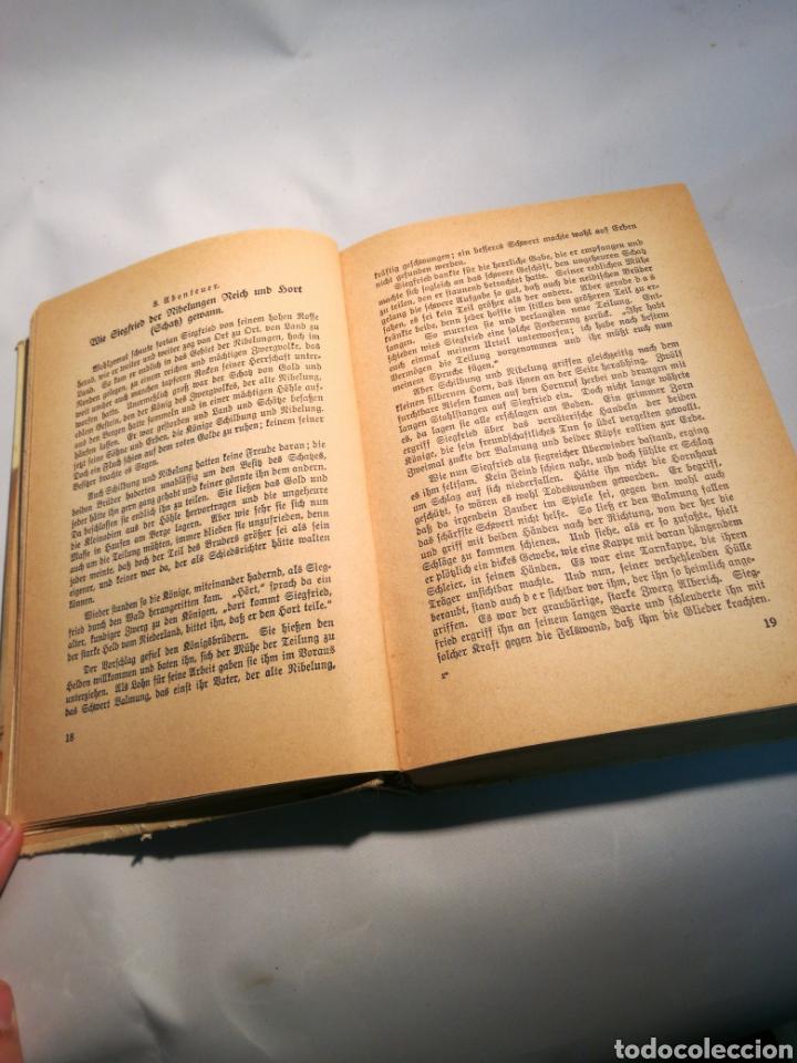Libros: Die Nibelungen-sage - Foto 5 - 142810737