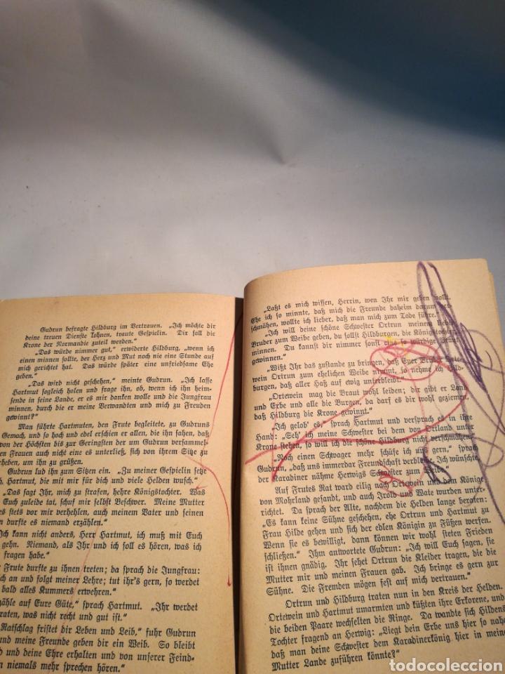 Libros: Die Nibelungen-sage - Foto 6 - 142810737