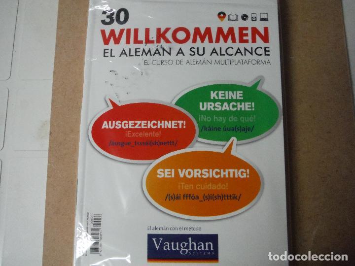 WILLKOMMEN EL ALEMAN A SU ALCANCE Nº 30 (Libros Nuevos - Idiomas - Alemán )