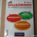 Libros: WILLKOMMEN EL ALEMAN A SU ALCANCE Nº 30. Lote 143150574