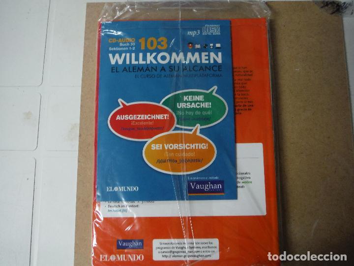 Libros: WILLKOMMEN EL ALEMAN A SU ALCANCE Nº 30 - Foto 2 - 215202968