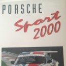 Libros: PORSCHE SPORT 2000 ULAICH UPIEETZ. Lote 159256566