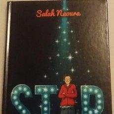 Libros: STAR SALAH NAOURA TAPA DURA. Lote 183358872