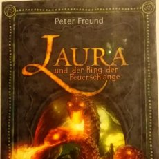 Libros: LAURA -PITER FREUND - TAPA DURA. Lote 183359908
