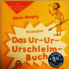 Libros: DAS UR-UR-URSCHLEIM-BUCH TAPA BLANDA CON SOLAPA. Lote 183367790