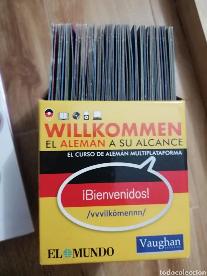 Libros: Lote Curso de Aleman - Foto 3 - 189462286