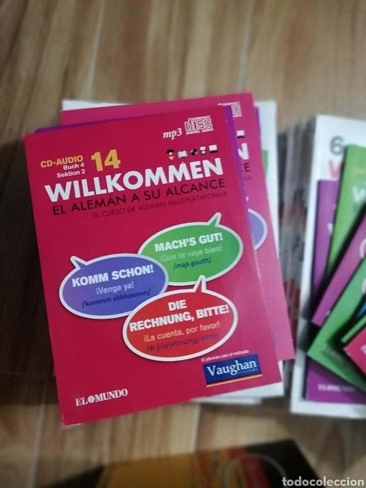 Libros: Lote Curso de Aleman - Foto 4 - 189462286