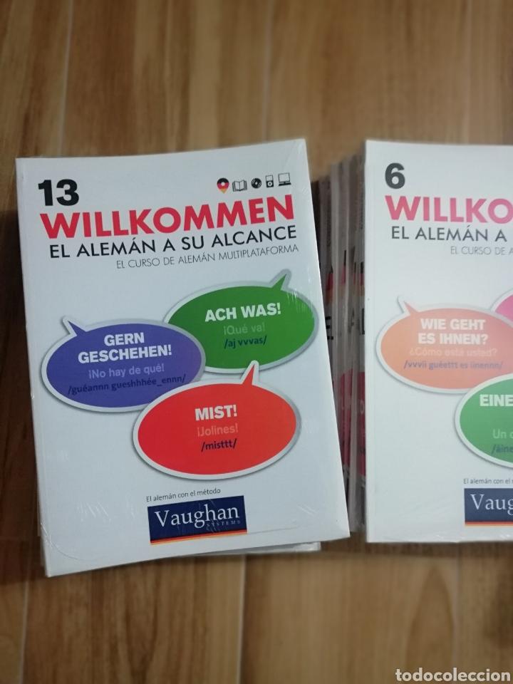 LOTE CURSO DE ALEMAN (Libros Nuevos - Idiomas - Alemán )