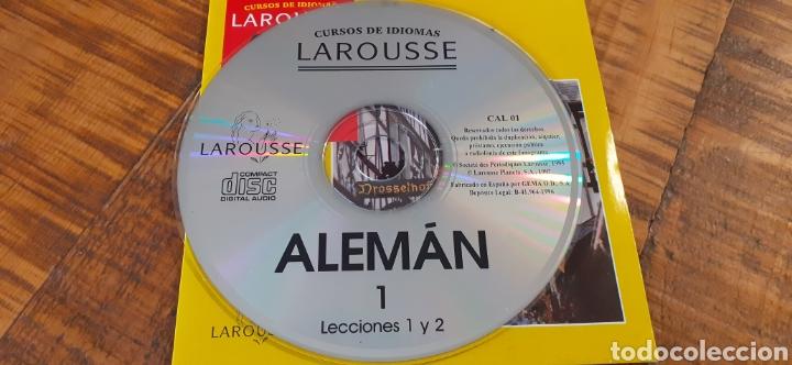 Libros: LAROUSSE- CURSO DE IDIOMA ALEMÁN - 49 CASETTE - 48 CD - AÑOS 90 - Foto 7 - 193628343