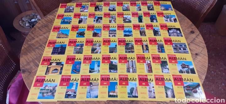 LAROUSSE- CURSO DE IDIOMA ALEMÁN - 49 CASETTE - 48 CD - AÑOS 90 (Libros Nuevos - Idiomas - Alemán )