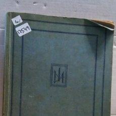 Libros: 12549 - DEUTSCHE SPRACHLEHERE FÜR AUSLÄNDER - POR DR BERNHARD THIES - AÑO 1943 - EN ALEMAN. Lote 195375177