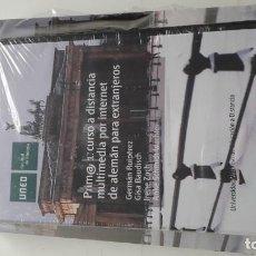 Libros: PRIM@ 1: CURSO A DISTANCIA MULTIMEDIA POR INTERNET DE ALEMÁN PARA EXTRANJEROS. Lote 218398595