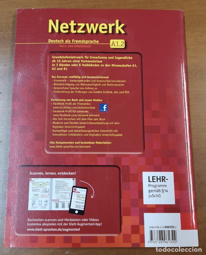 Libros: Netzwerk A1. Deutsch Als Fremdsprache (Ejercicios + CD + DVD) - Volumen 2 - Foto 2 - 218400423