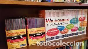COLECCION ALEMAN WILKOMMEN (Libros Nuevos - Idiomas - Alemán )