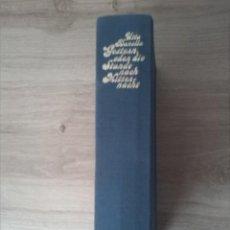 Libros: GESTERN ODER DIE STUNDE NACH MITTERNACHT. UTTA DANELLA. LINGEN VERLAG KÖLN. 1971.. Lote 238892765