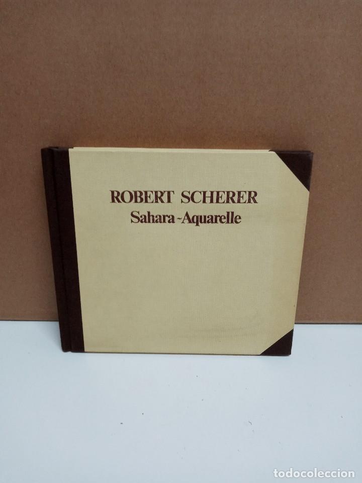 ROBERT SCHERER - SAHARA-AQUARELLE - IDIOMA: ALEMÁN (Libros Nuevos - Idiomas - Alemán )