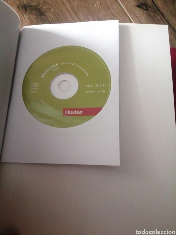 Libros: Menschen Hier A.1.1 y A.1.2 (alemán) - Foto 4 - 269260903