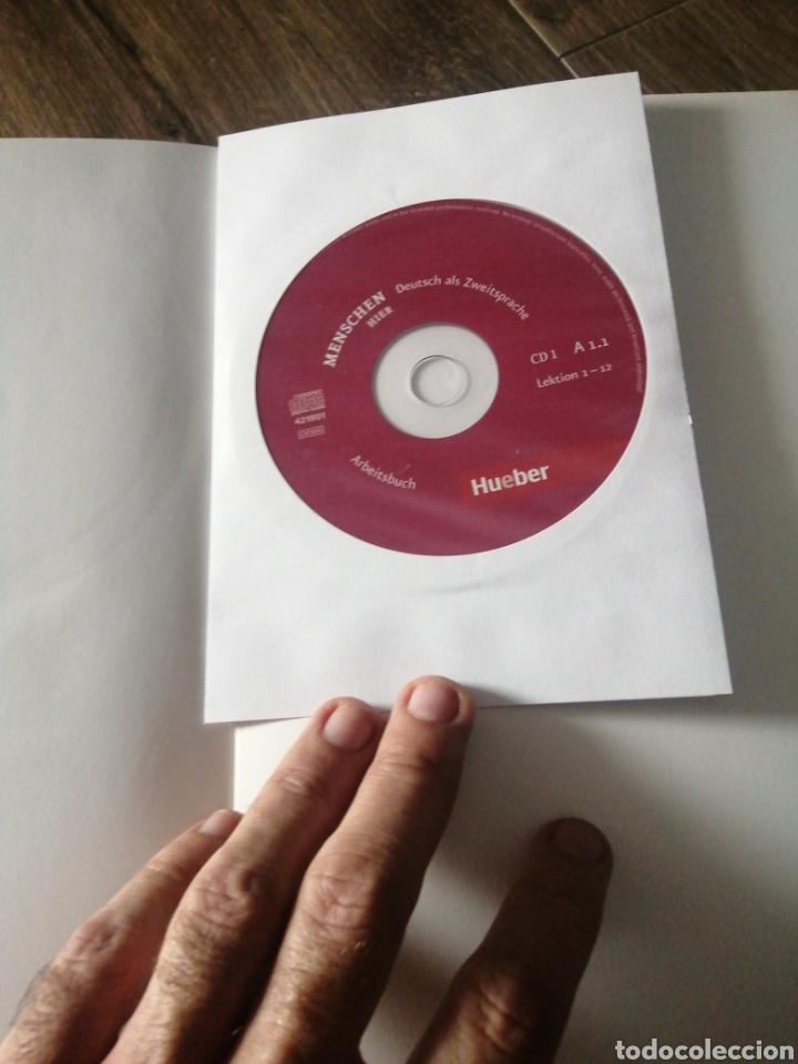 Libros: Menschen Hier A.1.1 y A.1.2 (alemán) - Foto 5 - 269260903