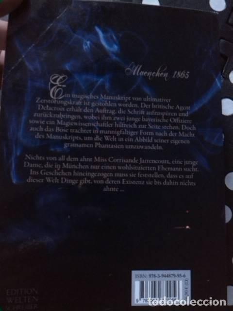 Libros: Das obsidianherz. Ju Honisch. Edition WeltenSchreiber. 2021. - Foto 3 - 272784878