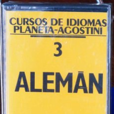 Libros: CURSO ALEMÁN PLANETA AGOSTINI – CASETE 3. Lote 284510403