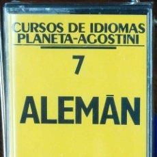 Libros: CURSO ALEMÁN PLANETA AGOSTINI – CASETE 7. Lote 284510618