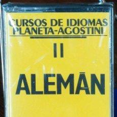 Libros: CURSO ALEMÁN PLANETA AGOSTINI – CASETE 11. Lote 284510798