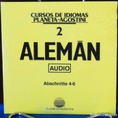 Libros: CURSO ALEMÁN PLANETA AGOSTINI – CD 2. Lote 284511288
