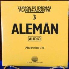 Libros: CURSO ALEMÁN PLANETA AGOSTINI – CD 3. Lote 284511328