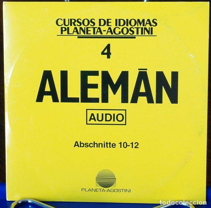 CURSO ALEMÁN PLANETA AGOSTINI – CD 4 (Libros Nuevos - Idiomas - Alemán )