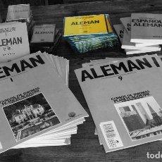 Libros: CURSO ALEMÁN PLANETA AGOSTINI – LOTE DE 13 CDS. Lote 284512803