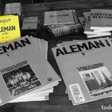 Libros: CURSO ALEMÁN PLANETA AGOSTINI – LOTE DE 5 CDS. Lote 284513393