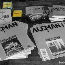 Libros: CURSO ALEMÁN PLANETA AGOSTINI – LOTE DE 12 CASETES. Lote 284514083
