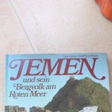 Libros: JEMEN. Lote 296794538