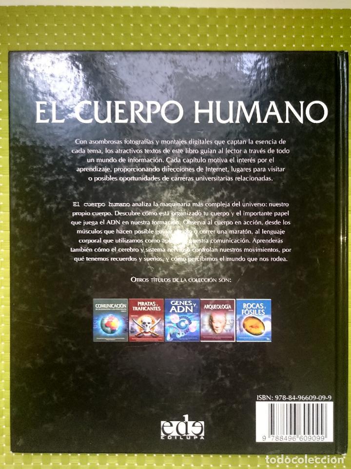 Libros: El cuerpo humano - Foto 2 - 73538451