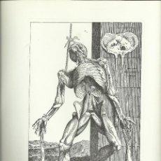 Libros: EL GRABADO EN LA HISTORIA DE LA MEDICINA, UN TOTAL DE 39 GRABADOS. Lote 108405855