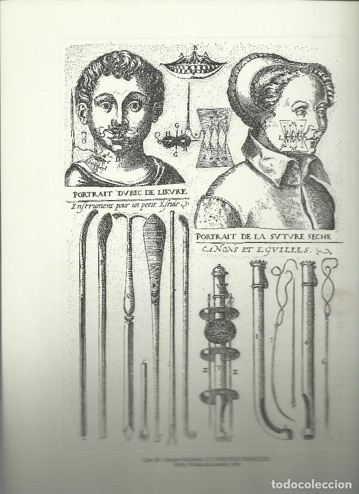 Libros: El grabado en la historia de la medicina, un total de 39 grabados - Foto 2 - 108405855