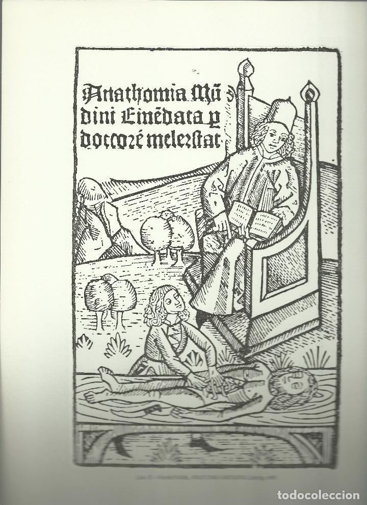 Libros: El grabado en la historia de la medicina, un total de 39 grabados - Foto 3 - 108405855