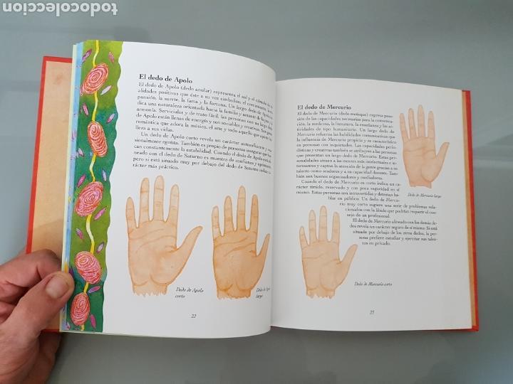 Libros: QUIROMANCIA SU MAPA DE LA VIDA HAZ EL WHITAKER TIKAL EDIC. MUY RARO - Foto 6 - 112813184