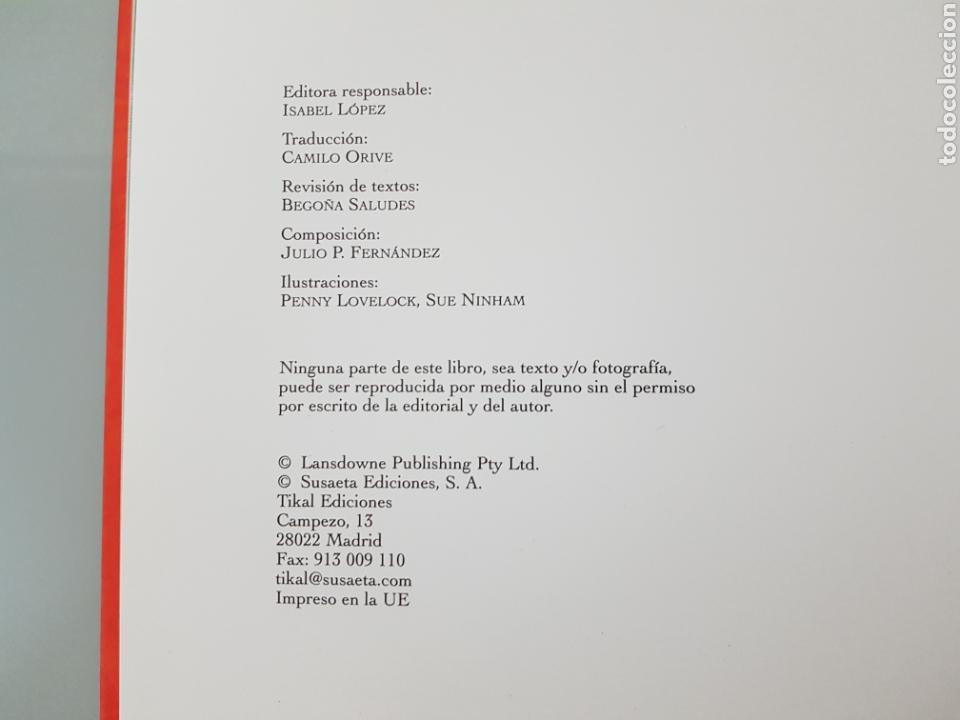Libros: QUIROMANCIA SU MAPA DE LA VIDA HAZ EL WHITAKER TIKAL EDIC. MUY RARO - Foto 7 - 112813184