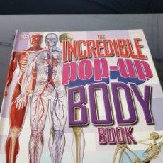 Livros: THE INCREDIBLE POP-UP BOODY BOOK...... ESTE LOTE ESTARÁ A LA VENTA HASTA EL 10/03. Lote 114272427