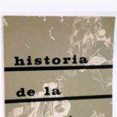 Libros: LIBRO HISTORIA DE LA MEDICINA 1964. Lote 117844551